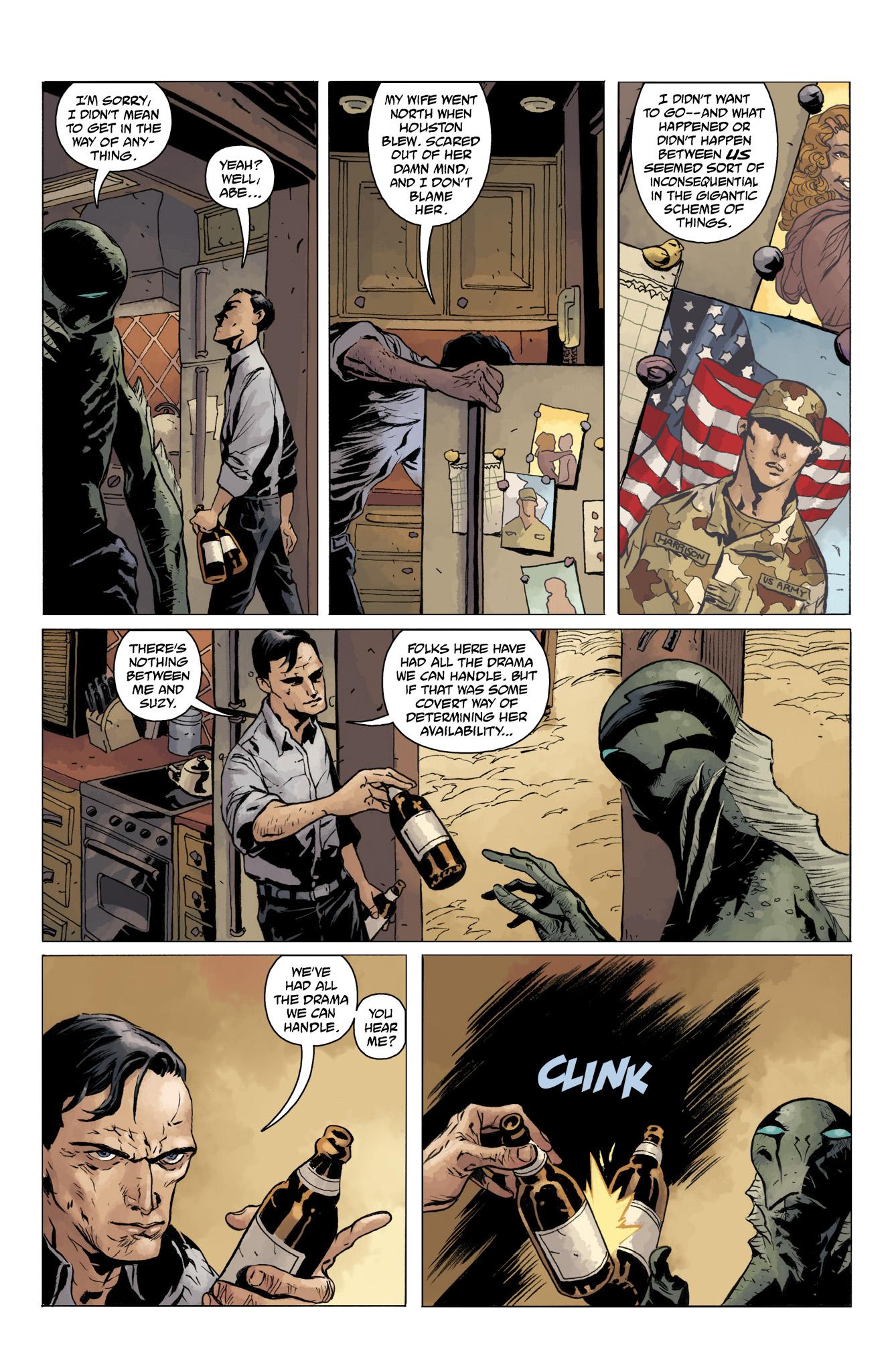 Read online Abe Sapien comic -  Issue #10 - 7