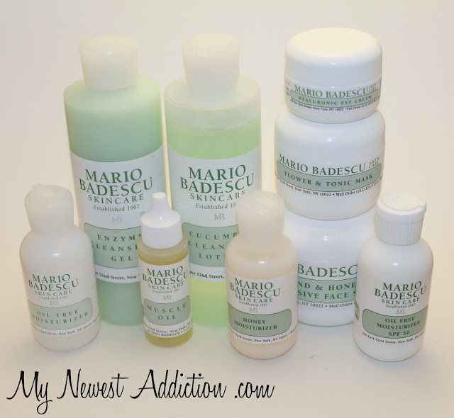 Mario Badescu Skincare Review My Newest Addiction