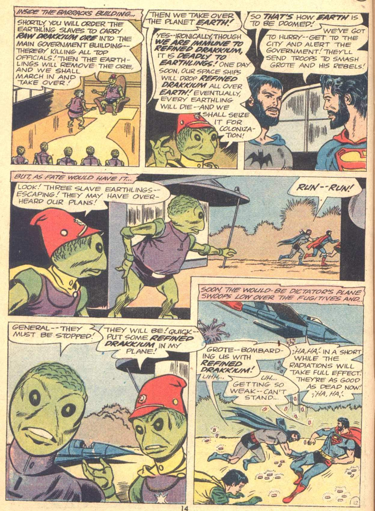 Read online World's Finest Comics comic -  Issue #206 - 14