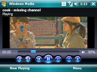 Windows Media Player Download for 240x400 touchscreen java