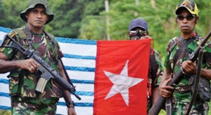 Terungkap, Gerakan Papua Minta Uang dan Senjata ke AS