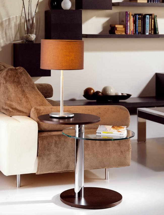 Muebles de dise o moderno y decoracion de interiores - Mesas de rincon ...