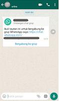 Cara buat grup WhatsApp terbaru