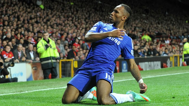 Didier Drogba pays tribute to his retiring friend.