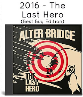 2016 - The Last Hero (Best Buy Edition)