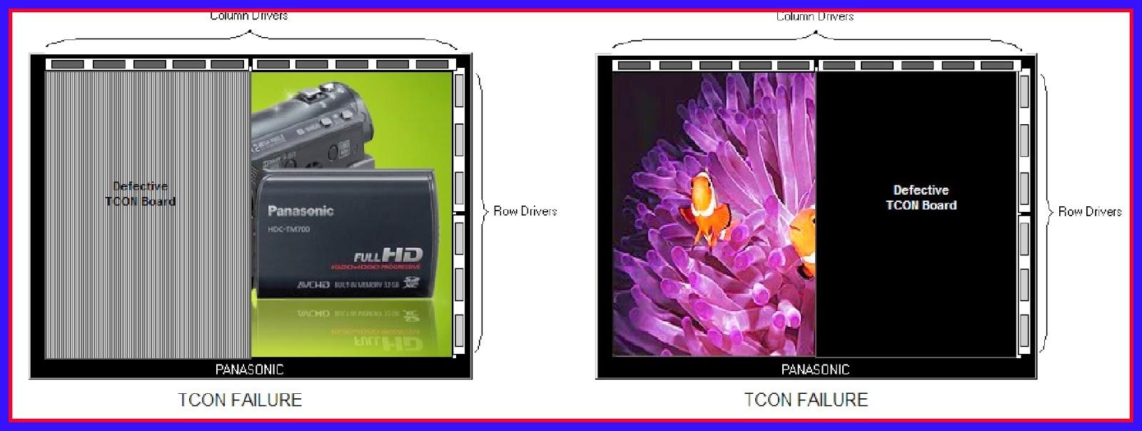ELECTRONIC EQUIPMENT REPAIR CENTRE : LCD TV T-CON BOARD
