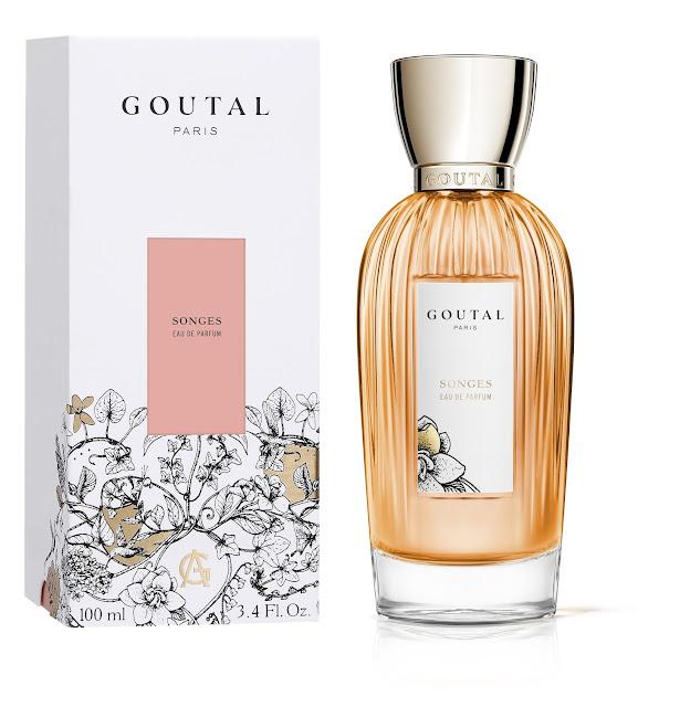 avis  Songes de Annick Goutal eau de parfum, blog parfum, perfume blog, blog bougie, blog beauté