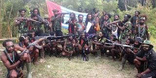 Konyol! Pimpinan KKB Papua Nyatakan Siap Perang, Namun TNI Tak Boleh Pakai Helikopter dan Bom!