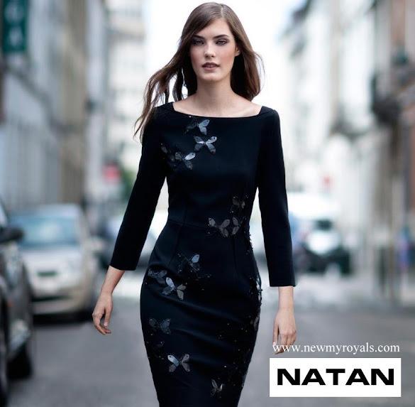 Dutch Queen Maxima wore NATAN Dress