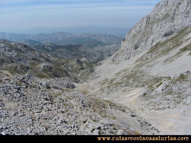 Ruta Macondiú, Samelar y Sagrado Corazón: Bajando al refugio de Andara de las minas de la providencia