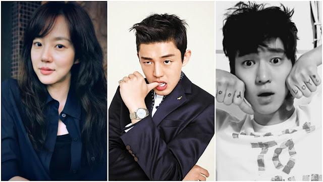 劉亞仁 高庚杓 林秀晶 確定演出tvN新劇《芝加哥打字機》