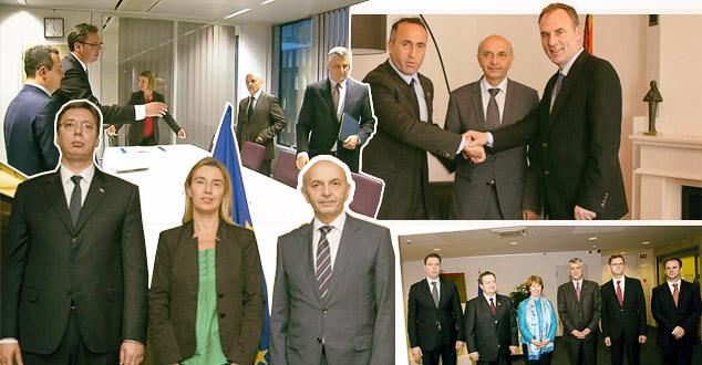 Пет година Бриселског споразума: Биће како нико неће