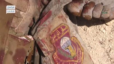 επίρραμα των ιρακινών ειδικών δυνάμεων
