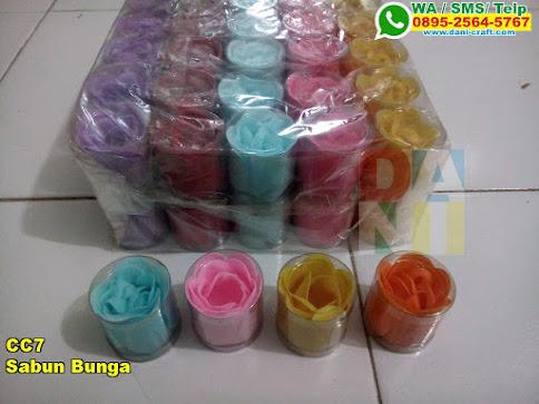 Grosir Sabun Bunga