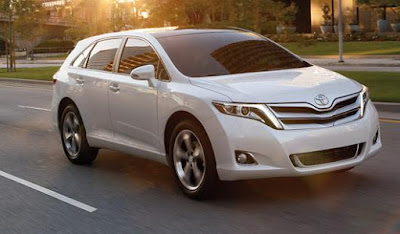 2017 Toyota Venza SUV Hd Wallpapers