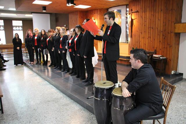 Concierto de KantArte en Santa Cecilia en 2015