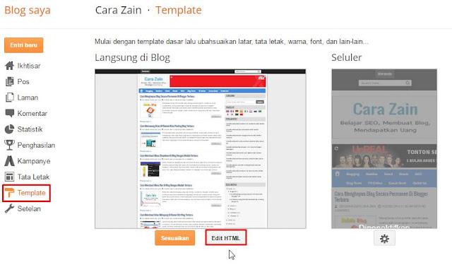 Cara Membuat Iklan Melayang Di Bawah Blog Dengan Tombol Close