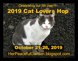 THE 2019 CAT LOVERS BLOG HOP