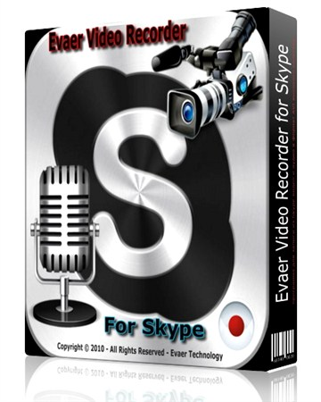 Evaer Video Recorder for Skype 1.6.5.39