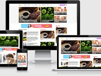 Vebma Responsive Blogger Template Free