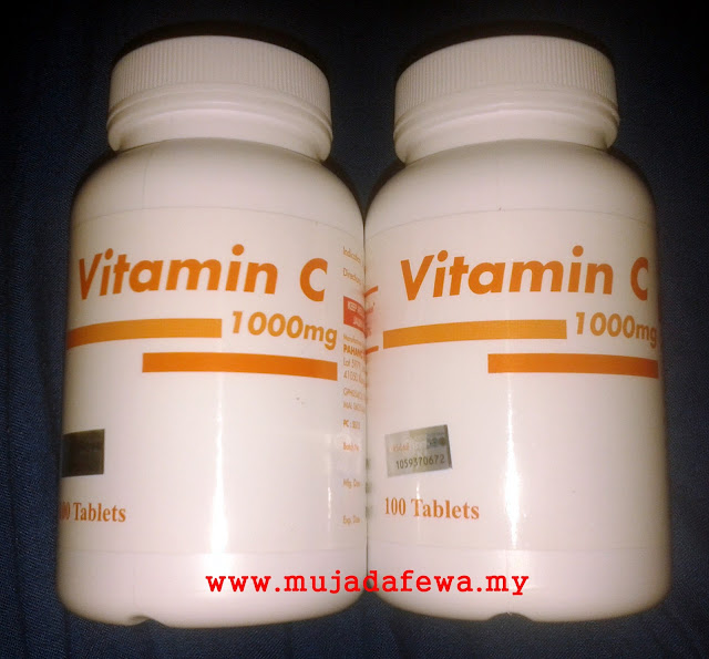 Vitamin C Pahang Pharma 1000mg