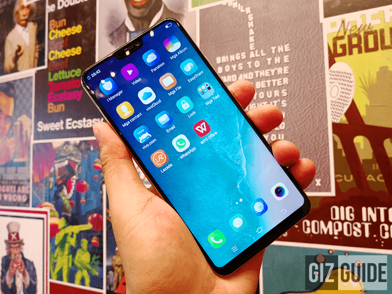 Vivo launches V9 with 6.3-inch 19:9 screen and 24MP w/ A.I. camera!