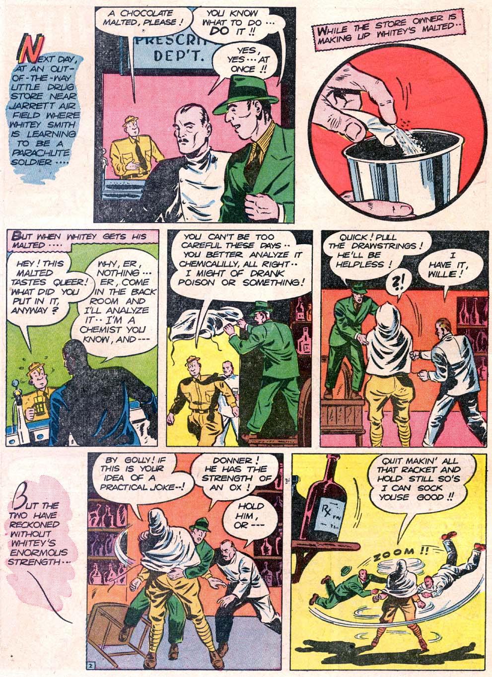 Read online All-American Comics (1939) comic -  Issue #33 - 32