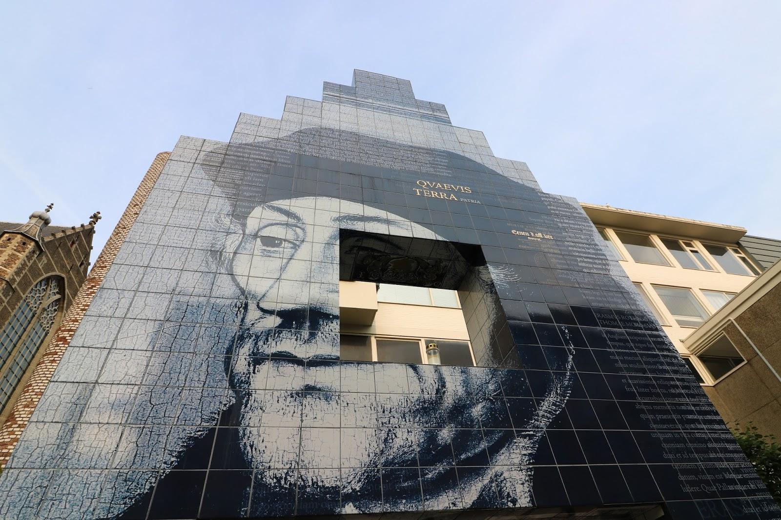 Erazm, Erasmus, Holandia