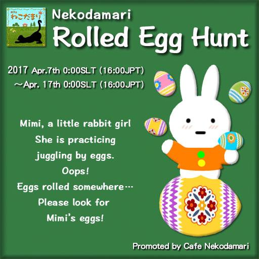 Rolled Egg Hunt ! =====