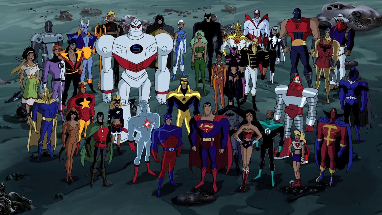 مسلسل Justice League مترجم بكامل