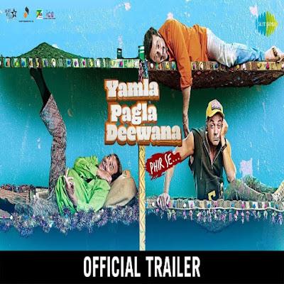 Yamla Pagla Deewana Phir Se 2018 Dialogues in Hindi Dharmendra | Sunny Deol | Bobby Deol
