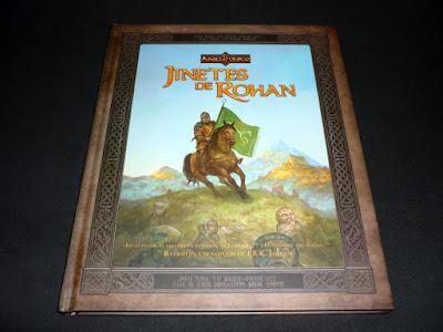 Reseña: Jinetes de Rohan para El Anillo Único (Devir)