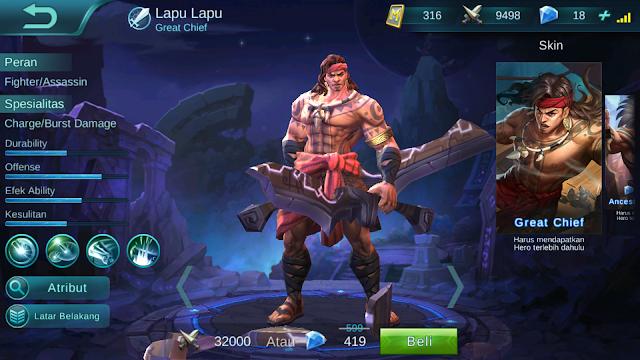 New Hero Lapu Lapu Coming Soon!!!