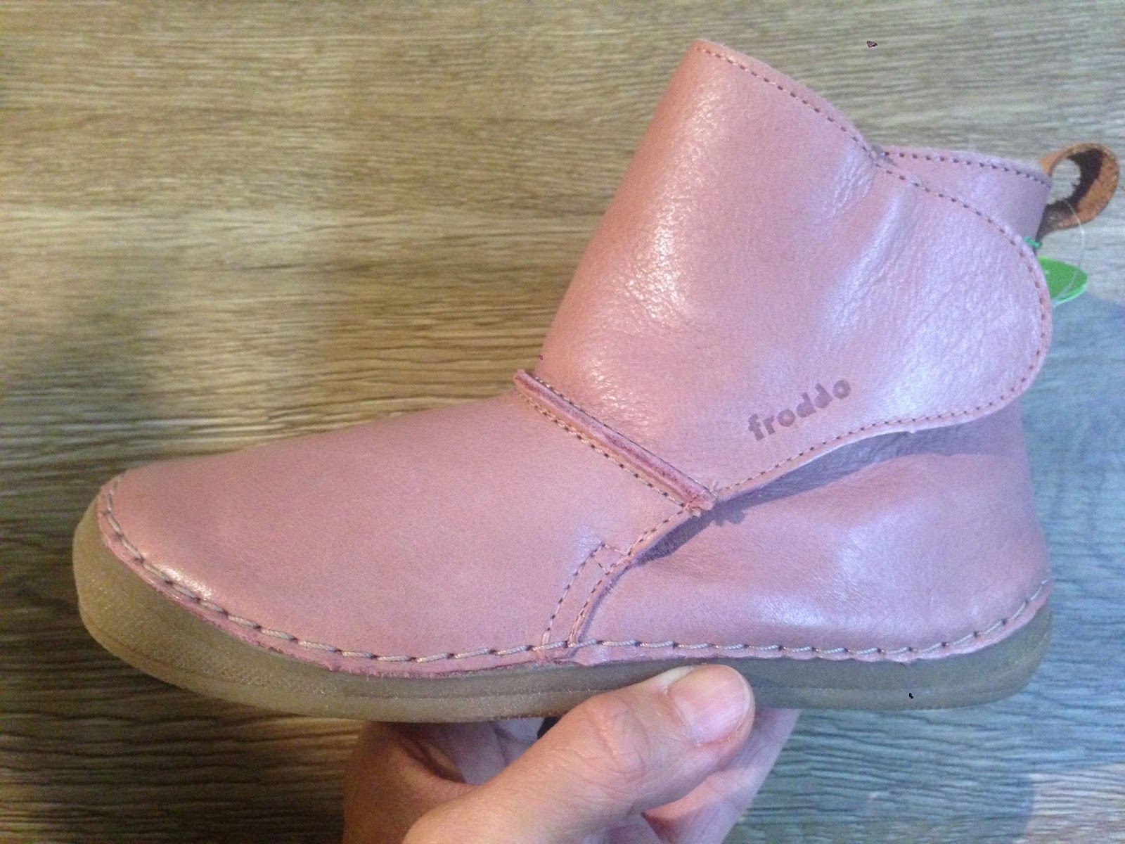 Všechny focené boty mají podšívku z kožešiny 79f75ee588