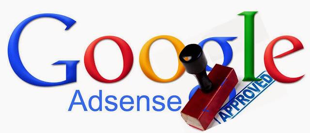 Daftar Google Adsense cepat di terima