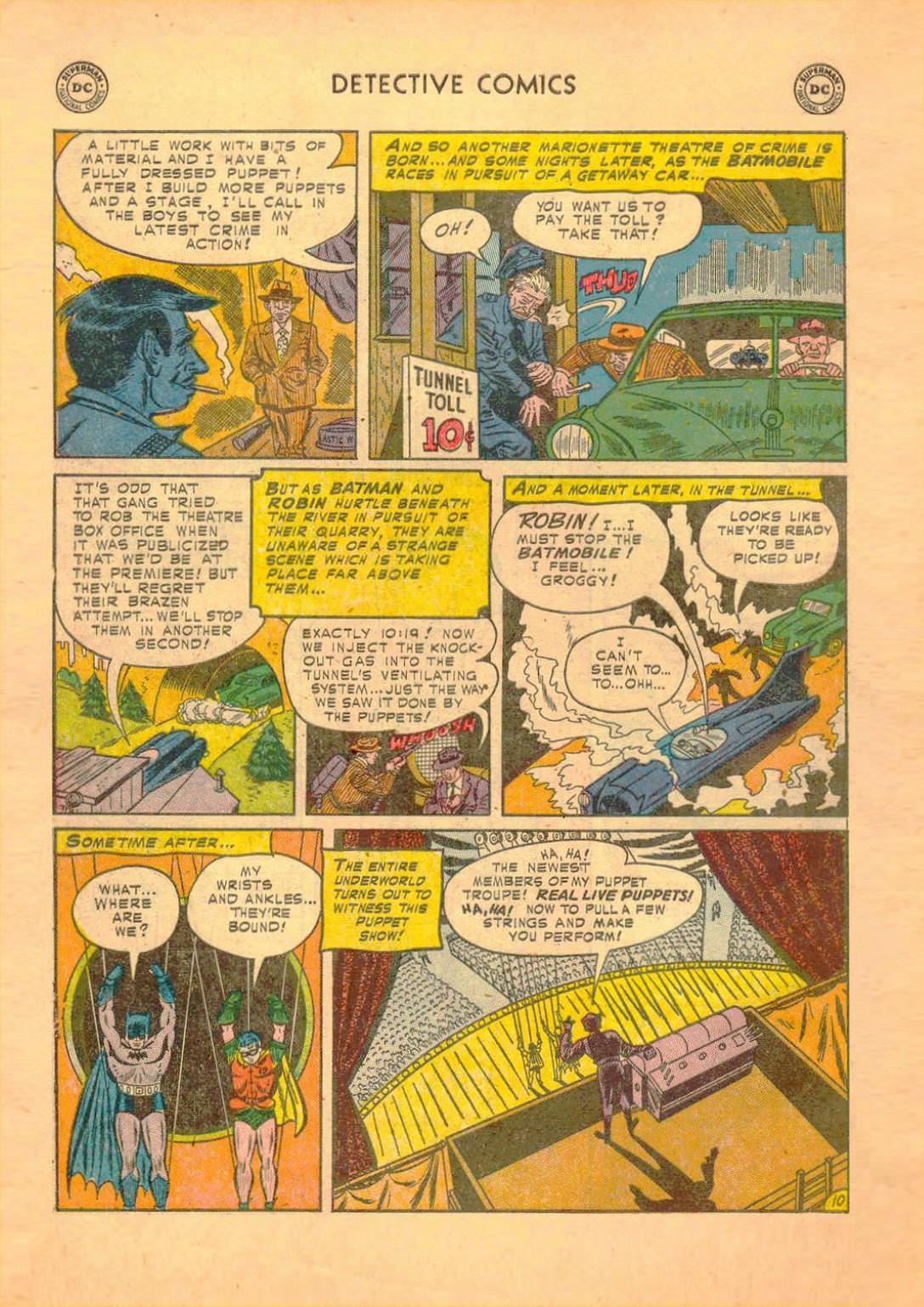 Read online Detective Comics (1937) comic -  Issue #182 - 11