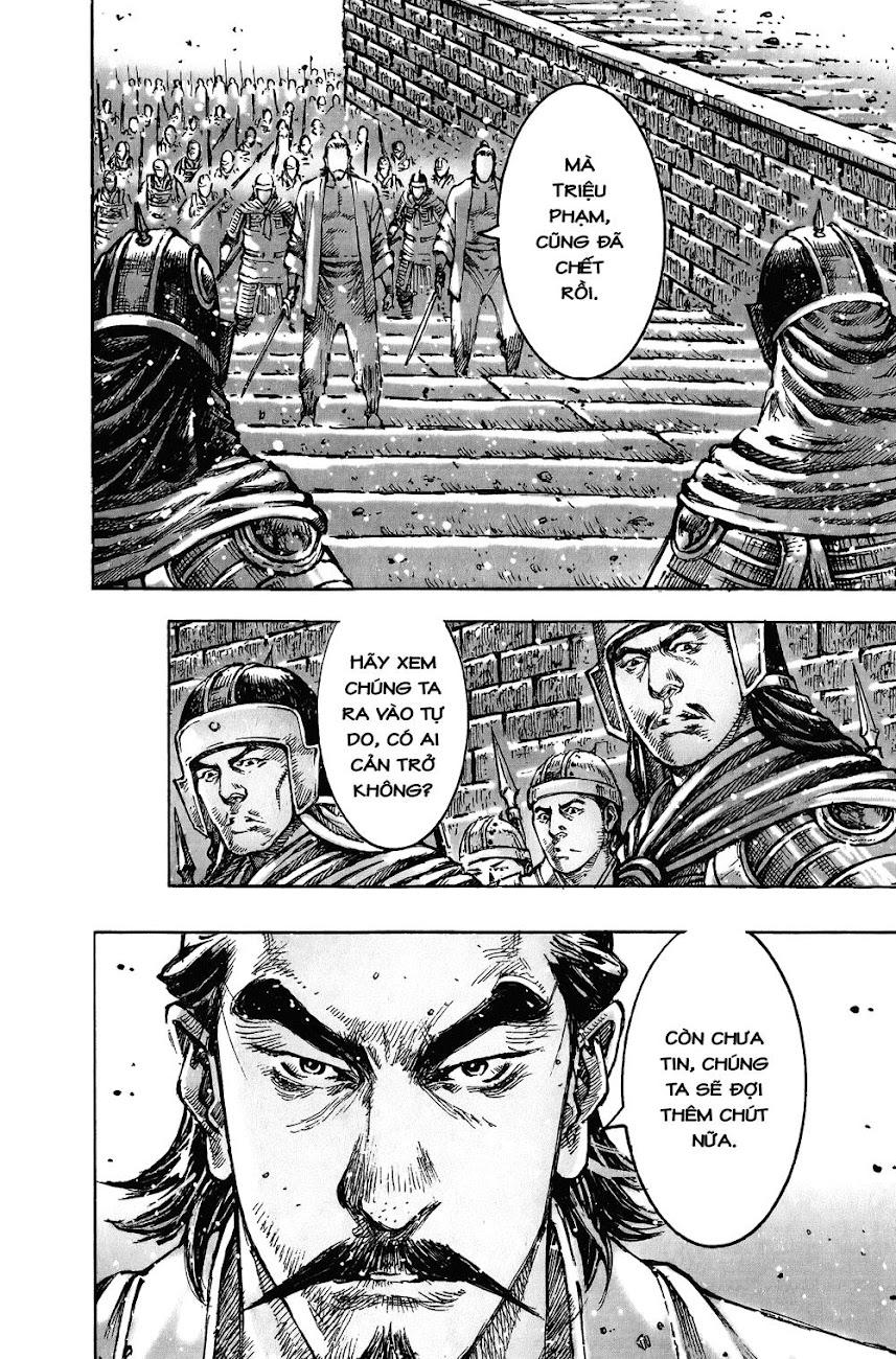Hỏa phụng liêu nguyên Chương 467: Đăng tháp đoạt thành [Remake] trang 17