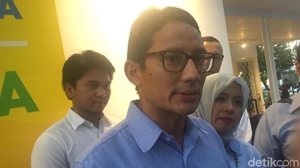 itu Berdasar Info yang Pak Prabowo Terima