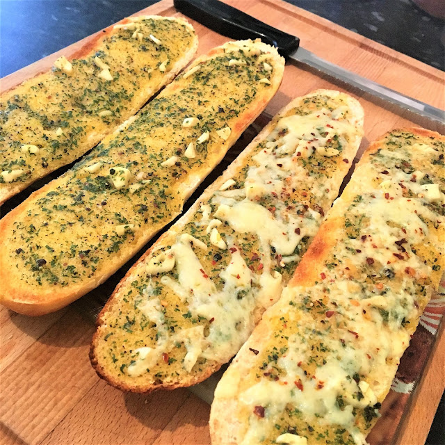 Ultimate Garlic Bread Recipe