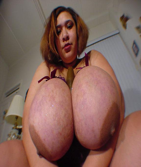 Chubby Ebony Juggs - New Porn-6094