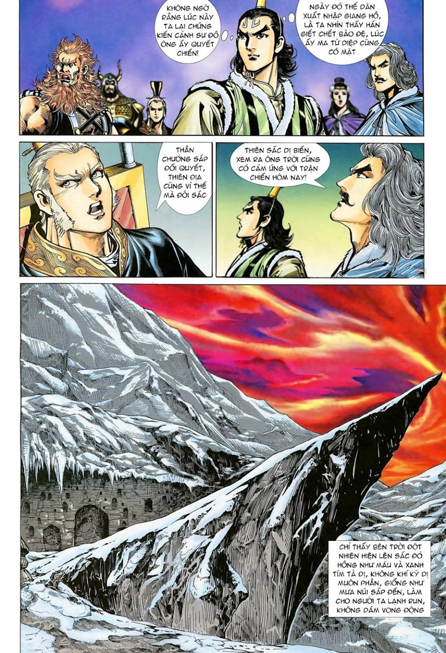 Đại Đường Uy Long chapter 99 trang 10