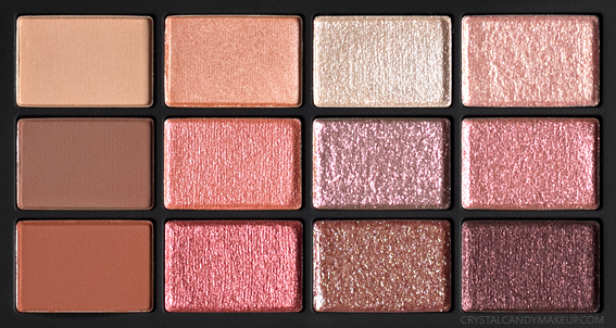 NARS Ignited Palette Review Photos Swatches