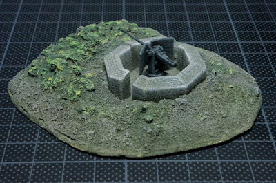 5cm KwK 39 Anti-Tank Gun Emplacement picture 3
