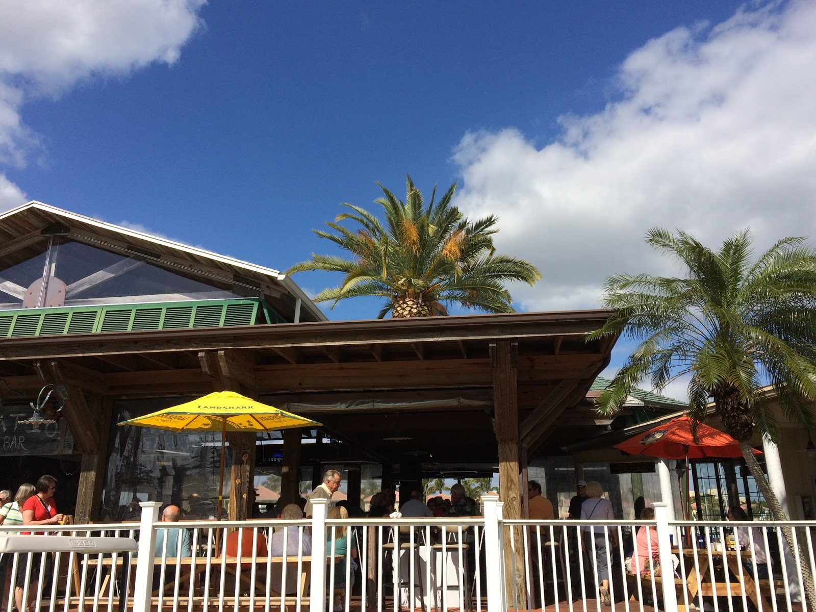 Islandscapes Cass Cay Restaurant