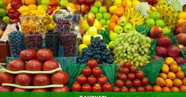 Diet Buah-buahan,