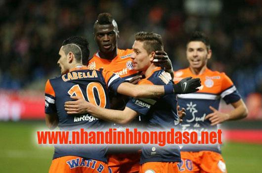 Montpellier vs Marseille 23h30 ngày 14/3 www.nhandinhbongdaso.net