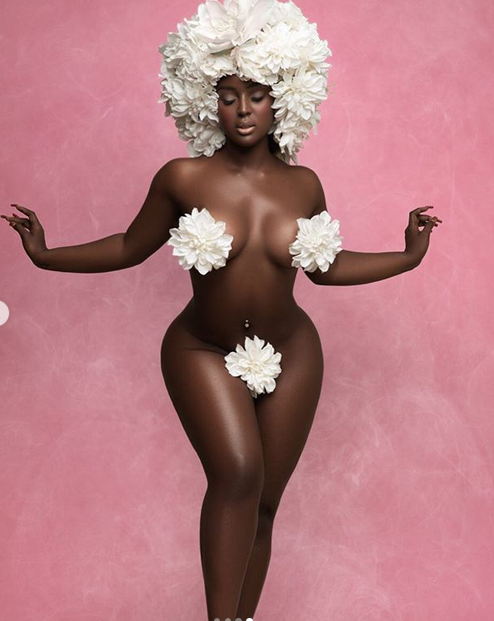 Amara-La-Negra-semi-nude-photo