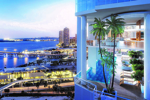 Condo-Hoteles-Centro-Miami-tendencia-inversión-colombianos