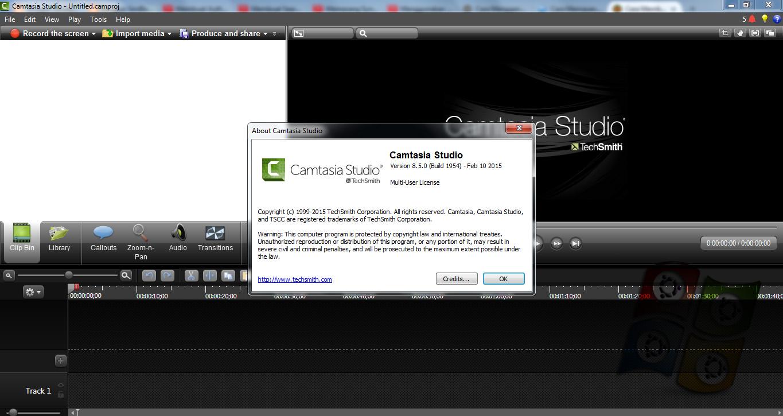 Download TechSmith Camtasia Studio 8.5 Full Version