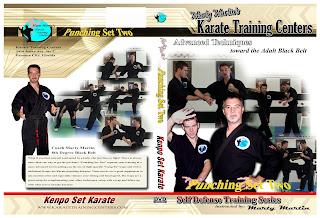 Advanced Self Defense Punching Set 2